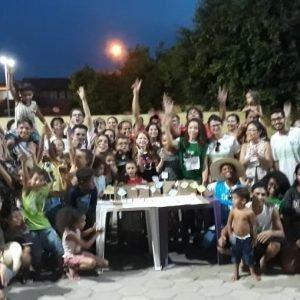 Começou a Vivência Oasis Santo Antonio do Rio Doce (MG)