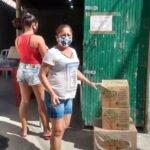 SBM, Dow Brasil e JBS fazem doações para Baixada Santista