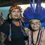 Dana Cosméticos faz doações para aldeia Terena